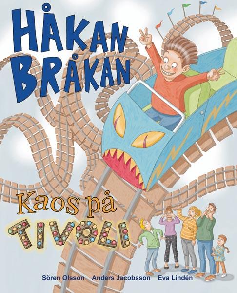 Häng med Håkan Bråkan på tivoli