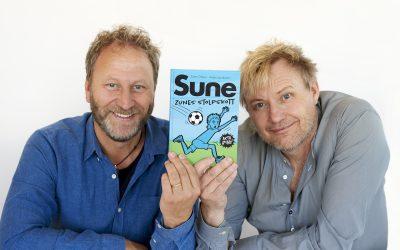 Har Sune gått och blivit fotbollstokig?