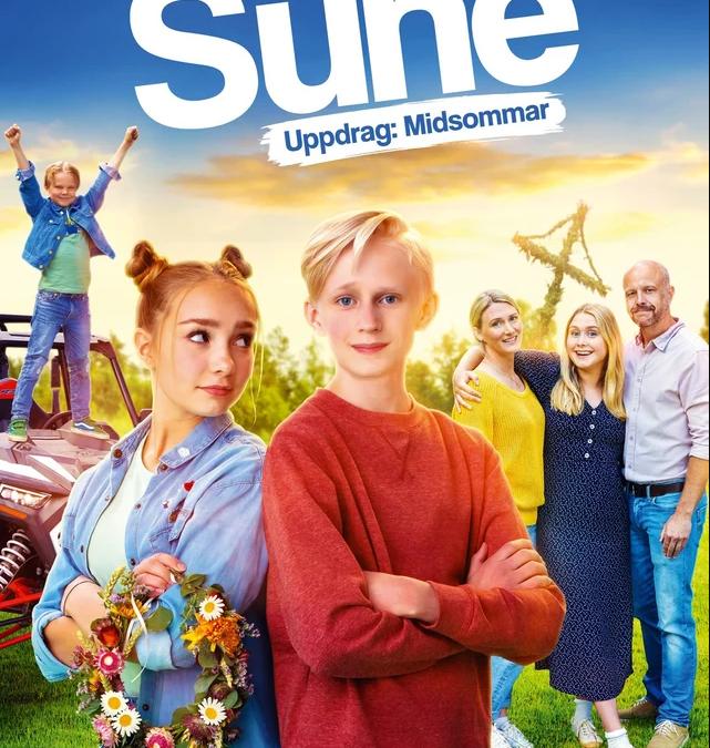 Spana in trailern från nya filmen Sune-Uppdrag midsommar